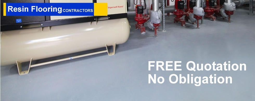 Industrial Flooring Contractor - Top Team UK