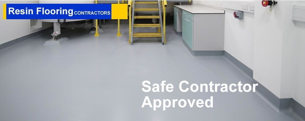 Resin Flooring Contractors - Top Team UK